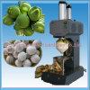Máquina de casca elétrica do coco/máquina de decorticação do coco