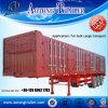 Tipo reboque resistente de Van do transporte de carga da caixa Semi (LAT9403XXY)