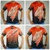 Rapide-Séchage de qualité emballant les T-shirts courts de chemise (ASH15)