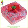 Ретро подгонянная типом бумажная коробка Cufflink упаковки