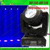 De Stroboscoop DMX die 60W van de straal RGBW HoofdLicht beweegt