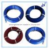 Tubulação de nylon trançada da resina do fio de alta pressão