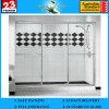 Los paneles de pared de ducha de vidrio 3-19mm