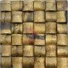 Сдобренная плитка мозаики меди формы (CFM1057)