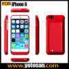 Apple iPhone 6 Mobile Phone Cellphone를 위한 3500mAh External Battery Backup Charger Case Power 은행