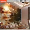 호텔 벽을%s 3-19mm 디지털 페인트 실크스크린 인쇄 또는 산성 식각의 또는 서리로 덥은 또는 패턴 평지 또는 구부려진 Tempered 안전 유리 또는 지면 또는 SGCC/Ce&CCC&ISO를 가진 분할