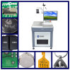 Pil 상표 금속과 비금속 물자를 위한 UV Laser 조각 기계