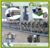 Girare l'impianto di lavorazione dell'amido di manioca di progetto chiave