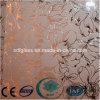 El ácido grabó al agua fuerte el vidrio del vidrio de cristal/helado/arte con el Ce, ISO Sdf039