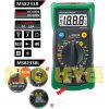 As contagens do profissional 2000 Pocket o multímetro digital (MS8233B)