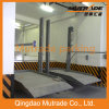 2300kg Portable Garage Two Post Hydraulic Parking Elevator