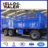 3 Radachsen 30 Tonnen-Flachbettzugstange-voller Schlussteil