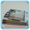 Servicio duro de la impresión de los cuadernos espirales de la cubierta de la calidad agradable