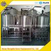 maischapparat-Gerät der Gaststätte-15bbl Mikro, industrielles Bierbrauen-Gerät, Bierbrew-Haus für Verkauf