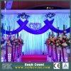 Boda Decoration Curtain Design Pipe y Drape Kits para Sale