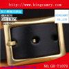 旧式な真鍮カラーの男性用方法Pinのベルトの留め金