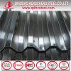 SGCC langes Überspannungs-Profil-Zink-gewölbtes Dach-Blatt