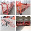 Plate-forme suspendue/plate-forme de construction/plate-forme de fonctionnement/étape de berceau/gondole/oscillation