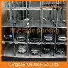 Mutrade 3/4 système de stockage de bac décaleur d'ascenseur de stationnement de poteau des niveaux quatre