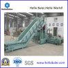 Hola capacidad Semi-Auto hidráulica de la t/h de la prensa With4-5 del papel usado de la prensa