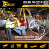 적철광, 갈철광, 티탄광석, 볼프람 철광, 탄탈 니오브 Slon 유형 자석 분리기