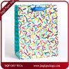 異なったタイプのペーパーギフト袋はギフト袋の買物をする紙袋を修飾した