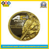 3D Antique Brass Challenge Coin (XYH-MC051)