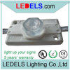 24V diodo emissor de luz Module do diodo emissor de luz Module 1.2W 120lm Edge Light para Double Sided Light Box