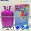 Cilindro de gas del tanque del helio del globo del helio