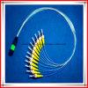 1/2/12/24 Fabrikant van het Koord van het Flard van de Optische Vezel MTP van Kernen Sm/mm/Om3