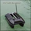 Kleines schwarzes trinkbares Fischerei-Köder-Boot des Katamaran-Hyz600