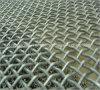 Treillis métallique tissé par Precrimped, tissu de maille brut