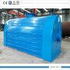 Petróleo de motor usado de tipo contínuo de 10 toneladas que recicl a máquina