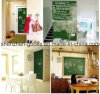 2014 nuovo PVC Movable Restaurant Chalkboard Wall Sticker 60*200cm Made della Cina