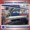 PVC que pela la tarjeta/la cadena de producción de la placa máquina de la espuma