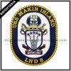 Embroidery su ordinazione Patch per Police Uniform/Police Badge (BYH-10746)