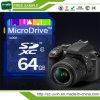 Cartão de memória SD de alta velocidade de 16GB Classe 10