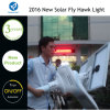Luz de calle solar integrada de Bluesmart IP65 con el regulador solar