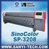 impressora Sp-3204 ao ar livre de 3.2m, com as cabeça de impressão do Polaris 512/35pl dos espetros