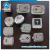 Piezas del elevador con los pulsadores Shaped redondos, cuadrados, ovales (OS43)