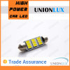 4.5W 41mm adorno de Canbus No Error C5W 5730 9SMD 270lm LED lateral del coche Lámparas