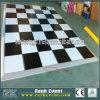PVC stupéfiant Surface Wood Dance Floor Ideal de poids léger de Movable pour Shows