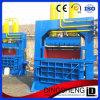 Máquina hidráulica suministrada fábrica de la prensa para la ropa usada