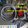 Câmara de ar interna butílica da motocicleta da qualidade superior