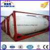 20FT 탄소 강철 탱크 ISO 기준 원유 탱크 콘테이너