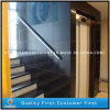 Granit noir poli blanc absolu pour les carreaux d'escalier de mur / sol (SXB-01)