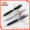 نوعية ترويجيّ معدن قلم مع علامة تجاريّة طباعة ([بب0019])