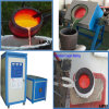 Fornalha de derretimento elétrica do aquecimento de indução da fusão do metal