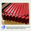 Paralleltrapez vorgestrichenes Metall galvanisiert Roofing Blatt