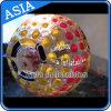 De grote Menselijke Ballen van het Kegelen, Reuze Duidelijke Volwassen Opblaasbare Zorb Bal, de Bal van Zorbing van het Lichaam voor OpenluchtActiviteiten